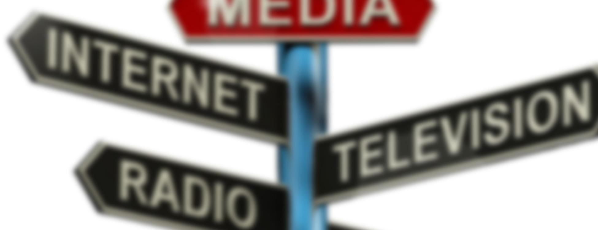 Kies uit radio - televisie - online of print.. of meer